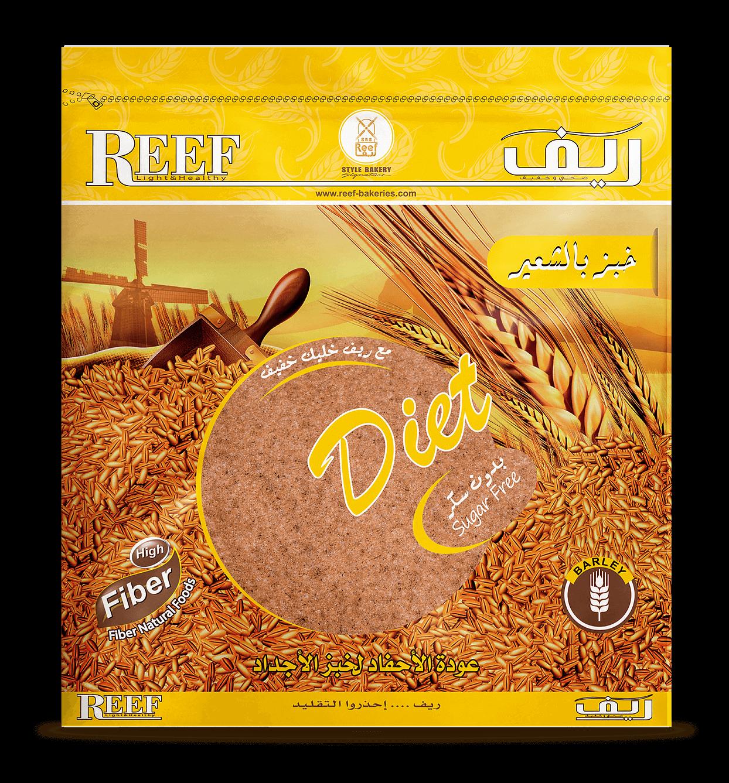 Barley Healthy Bread