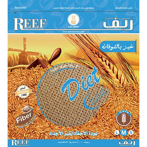 Reef Healthy Oats Bread